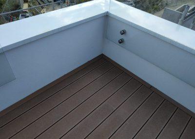 detail terasové dosky